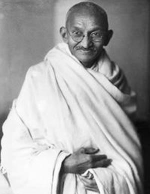 Ghandi'nin sözleri Gandhi