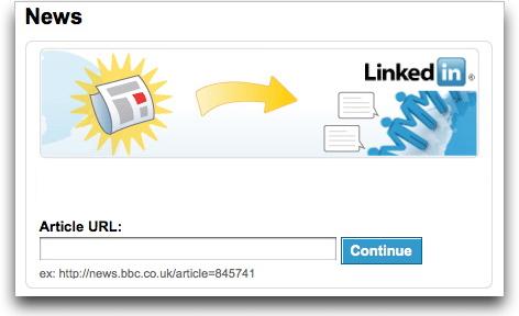 linkedin-haber-ekleme
